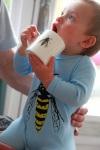 Ivan Wasp! Romper &Mug