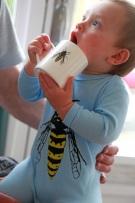 Ivan Wasp! Romper & Mug