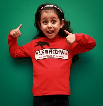 Made in Peckham Hoody