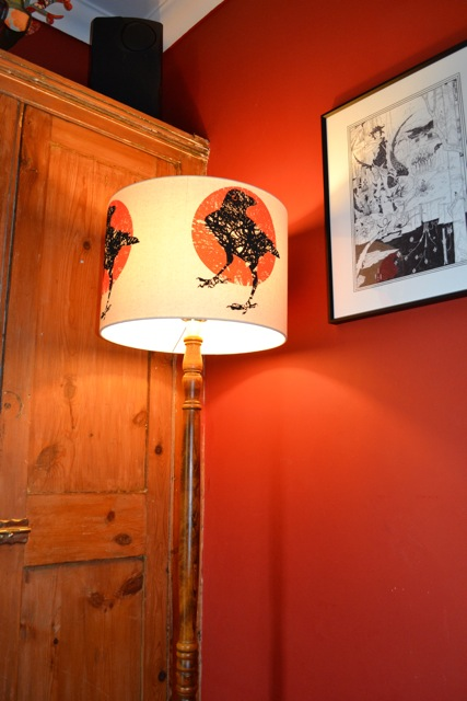 'Querky' Lampshade