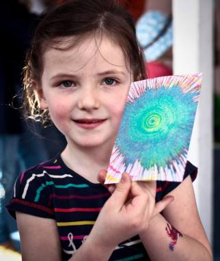 Another proud spin-painter